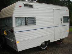 la salle vintage travel trailer - Google Search