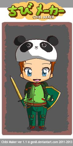 here is my brother CHIBI style :) Chibi Maker, Brother, Fictional Characters, Style, Art, Swag, Art Background, Stylus, Kunst