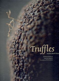 TRUFFLES features color photos of the Hungarian & Italian countryside where truffles grow & the hunters, chefs & connoisseurs (& dogs) whose lives revolve around them. The authors and the chefs of three renowned European restaurants share such delectable recipes as: Omelet with black and white truffles Truffle salad Sole with black truffle Fresh truffle risotto.