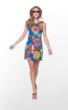 Lily Pulitzer...so colorful!