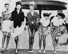 Coney Island 1940s