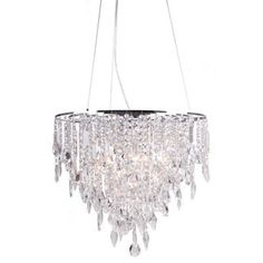 Home Collection Lily Crystal Glass Pendant Light Glass Pendant Light, Glass Pendants, House Drawing, Drawing Room, Tall Ceilings, Crystal Collection, Fashion Lighting, Home Collections, Chandelier