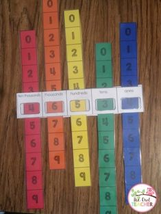Ways to Teach Place Value to Upper Elementary Learn engaging ways to teach place value to your upper elementary students and grab a freebie!Learn engaging ways to teach place value to your upper elementary students and grab a freebie! Teaching Place Values, Teaching Math, Upper Elementary, Elementary Math, Math Games, Math Activities, Place Value Activities, Math Math, Math Fractions