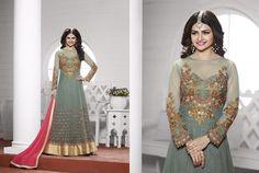 #AnarkaliSuit #Readytoship #CentreofAttraction Buy Sensational and Dazzling Anarkali Suit(US-2205). Fabric- Georgette,Santoon and Chiffion If u have any requirements you can contact us at +91 9016714248. Like & share our page if u like our collection. #ushasynthetics #fashion #style #designersuit #anarkali #wedding #makeinindia #india #gift #ushasynthetics #amazon #shopaholic #shopping #onlineshoppingindia