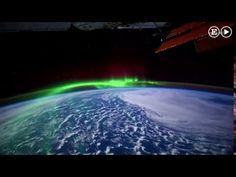 La NASA revela un nuevo vídeo de la Aurora Boreal