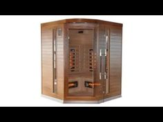 Sauna na podczerwień z koloroterapią, jonizatorem powietrza, radiem. - Home&Garden