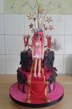 Wow, check out this MSP cake!