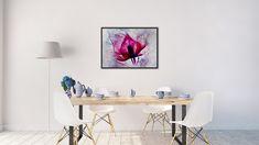 #homedecor #inspiratiomn #decoration #Design #flower #spring #design Spring Design, Dining Table, Flower, Decoration, Pink, Furniture, Home Decor, Decor, Decoration Home