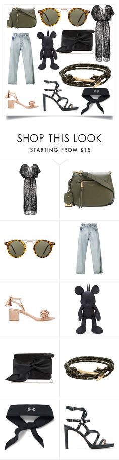 """""""Fashion trends"""" by denisee-denisee ❤ liked on Polyvore featuring Amir Slama, Marc Jacobs, Spitfire, 3.1 Phillip Lim, Aquazzura, Christopher Ræburn, Victoria Beckham, MIANSAI, Under Armour and Jimmy Choo"""