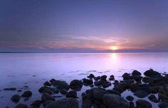Ocean #fototapeta #fototapety #sunset