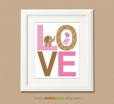 https://www.etsy.com/listing/189217509/pink-and-brown-love-nursery-art-print?ref=related-0