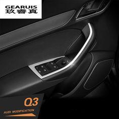 $21.00 (Buy here: https://alitems.com/g/1e8d114494ebda23ff8b16525dc3e8/?i=5&ulp=https%3A%2F%2Fwww.aliexpress.com%2Fitem%2FDoor-armrest-panel-cover-trim-window-glass-lift-buttons-frame-decal-strip-For-Audi-Q3-Interior%2F32664542969.html ) Door armrest panel cover trim window glass lift buttons frame decal strip For Audi Q3 Interior modifications Articles  for just $21.00