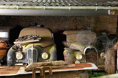 Artcurial's Collectors' Car Department discovers a forgotten treasure in France