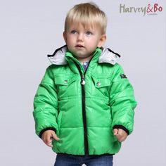 Harvey&Bo baby/toddler's/kids brand outerwear boys girls hooded jacket children spring autumn lightweight coat high quality!
