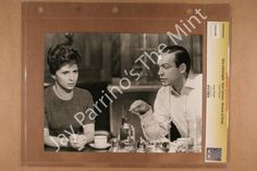 CE840 CGC Photo Gina Lollobrigida Sean Connery Woman of Straw 1964 | eBay