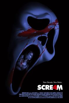 Best Movie Posters, Love Posters, Best Horror Movies, Scary Movies, Vintage Horror, Vintage Films, Scream Movie, It The Clown Movie, Movie Tattoos