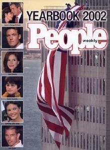 People : Yearbook by People Magazine Editors (2002, Hardcover)