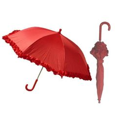 Red Girls Umbrella for Kids - Parasol Design with Ruffles Fashion Helpers,http://www.amazon.com/dp/B0056C7YCY/ref=cm_sw_r_pi_dp_z1N9sb12P98Y2XJP