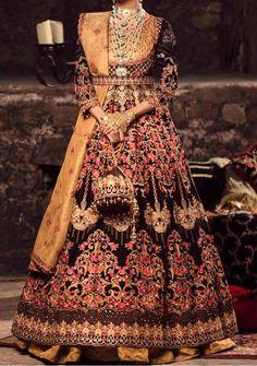 Velvet Pakistani Dress, Pakistani Dresses, Model Pictures, Dress Brands, Luxury, Fabric, Clothes, Collection, Color