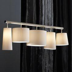 Hanglamp eettafel wit Santa Parte