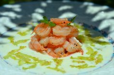 Shrimp Salad in a Lime Sauce — Hello, Kitchen! Easy recipes with step-by-step photos