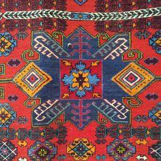 Dagestan. Design from Derbent.