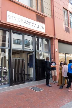 Opening of Karla Nixon's solo exhibition 'CREASE' at StateoftheART Gallery in Cape Town. White Pages, Cape Town, Art Gallery, In This Moment, Art Museum