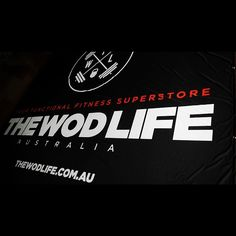 The WOD Life are gearing up for Regionals! Find our banner and come and say G'day!!! Get excited not long now!!! #thewodlife #crossfit #crossfitaustralia #crossfitgames #australian #twlregionals2014