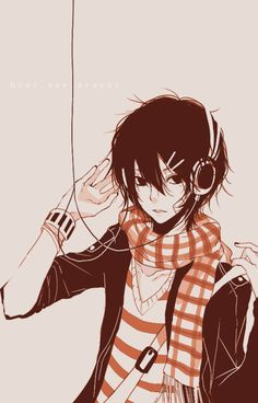 We would get along well because I'm a music lover.