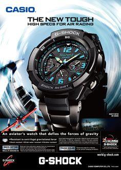 Casio gw3000