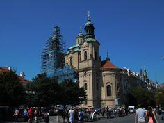 Buda side church