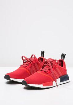 adidas Originals NMD_R1 - Sneaker low - vivid red/collegiate navy für 119,95 €…