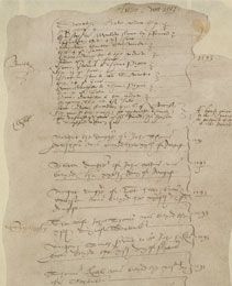 St Nicholas, Deptford, register of baptisms, marriages and burials, 1593, London Metropolitan Archives