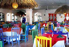 Los Arcos (pescados y mariscos) Mexico City CHP: $350 pax