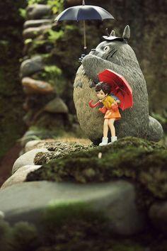 COMINICA | My Neighbor Totoro | Totoro, Mei and Satsuki | Flickr - Photo Sharing!