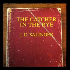 the catcher in the rye by Katherine Codega, via Flickr