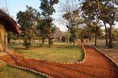 Girassol Gorongosa Lodge & Safari is the main camp at Gorongosa National Park (Mozambique)