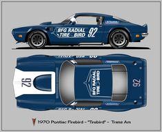 Pontiac Firebird Trans Am 1970