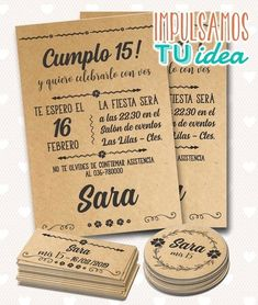 Quinceanera Party Planning – 5 Secrets For Having The Best Mexican Birthday Party 15th Birthday, Birthday Parties, Invitation Cards, Party Invitations, Quinceanera Themes, Major Holidays, Ideas Para Fiestas, Fiesta Party, Printable Cards