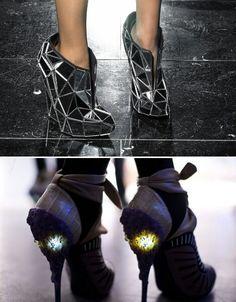 Futuristic High Heels