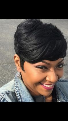 """Figure out even more information on """"black hairstyles men"""". Look at our web site. Short Relaxed Hairstyles, Cute Hairstyles For Short Hair, My Hairstyle, Bob Hairstyles, Haircuts, Hairstyles Videos, Baddie Hairstyles, School Hairstyles, Everyday Hairstyles"""