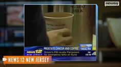 VIDEO: Coffee Tied to Lower Prostate Cancer Risk | Now Trending TV