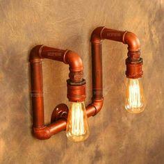 Pipe lamp…