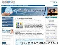 BrokerOnline.it - Assicurazioni e polizze a portata di un click | Whirrd