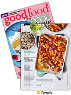 Suggestion about BBC Good Food Aug 2017 page 30