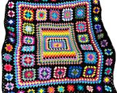 maRRose - CCC: Treasury Tuesday - Crochet Granny Squares  by Marianne Dekkers-Roos on Etsy