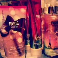 Paris Amour #FragranceFan love! <3