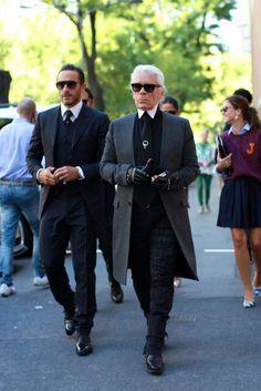 Karl, Milan Sept 2013
