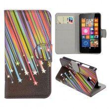 Capa Livro Nokia Lumia 630 - 635 Design Natureza Meteoritos 1 8,99 €