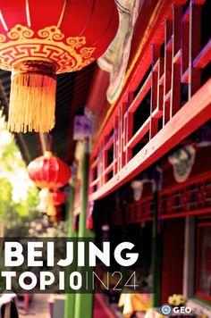 Beijing's Top 10 in 24 Hours